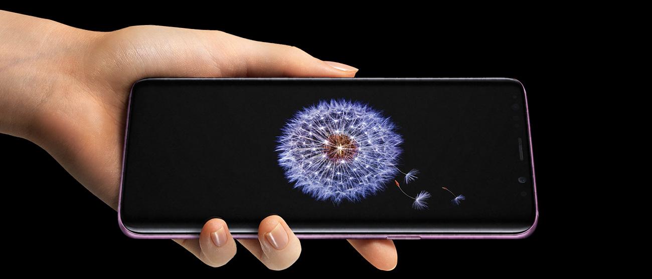 Samsung Podsumowanie S9plus W Reku