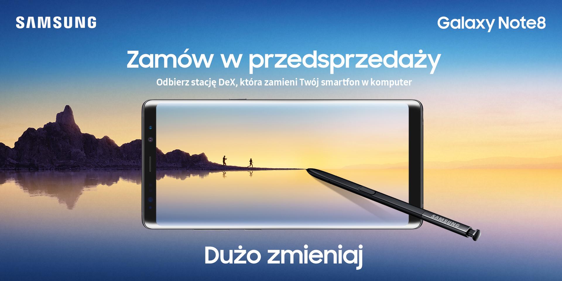 Samsung Galaxy Note 8 Kv