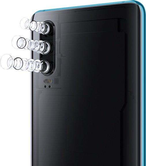 Aparat w Huawei P30