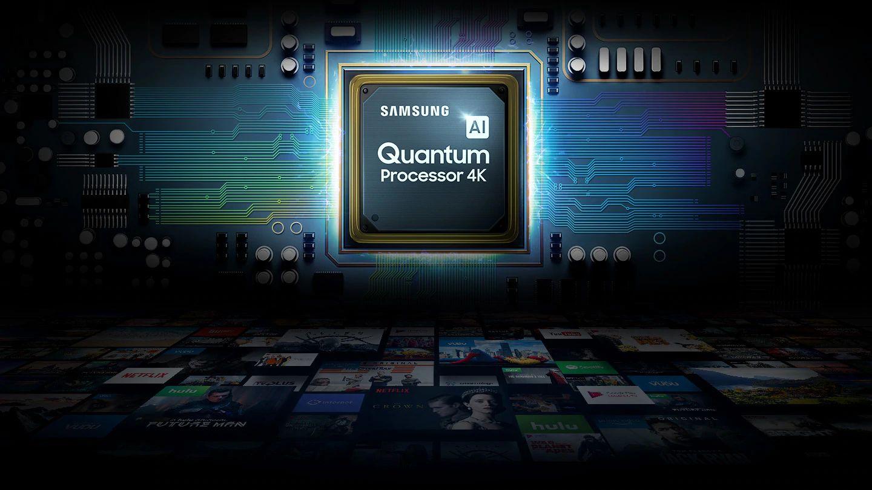 Procesor Samsung Quantum 4K