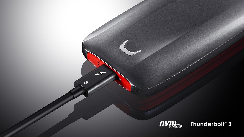 SSD X5 Thunderbolt™ 3